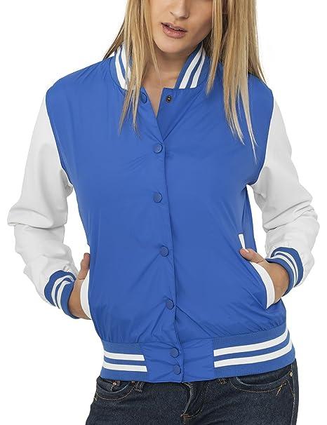 Urban Classic Ladies Light College Jacket, Chaqueta para ...