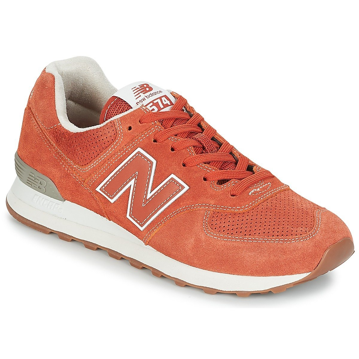 new balance ml574 orange