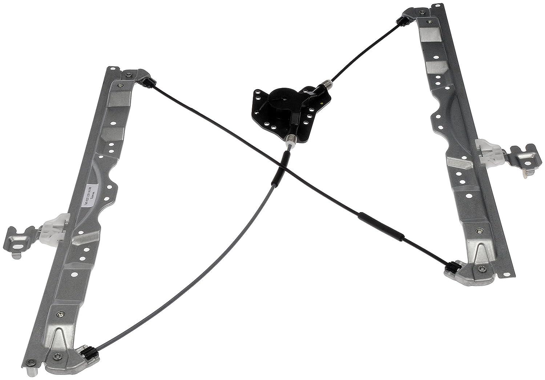 Nissan Models Dorman 749-525 Front Passenger Side Power Window Regulator for Select Infiniti