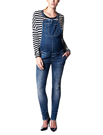 d887372329b5 Noppies Jeans Salopette AVA-Vaqueros Mujer, : Amazon.es: Ropa y accesorios