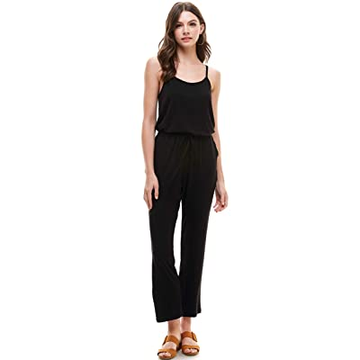 Loving People Loose Fit Jumpsuits: Clothing