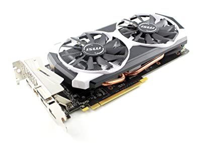 GeForce GTX 960 4 GD5T OC, MSI 4 GB PCI Express Tarjeta ...