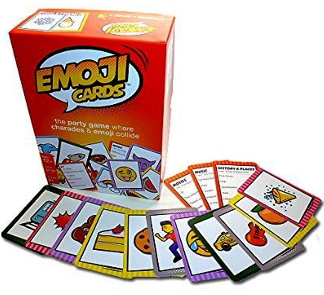 Spicy Doodles Gaming Inc SPDE-5494 Emoji Cards