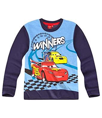 Disney Cars Jungen Sweatshirt