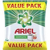 Ariel Complete Detergent Washing Powder- 4Kg Value Pack