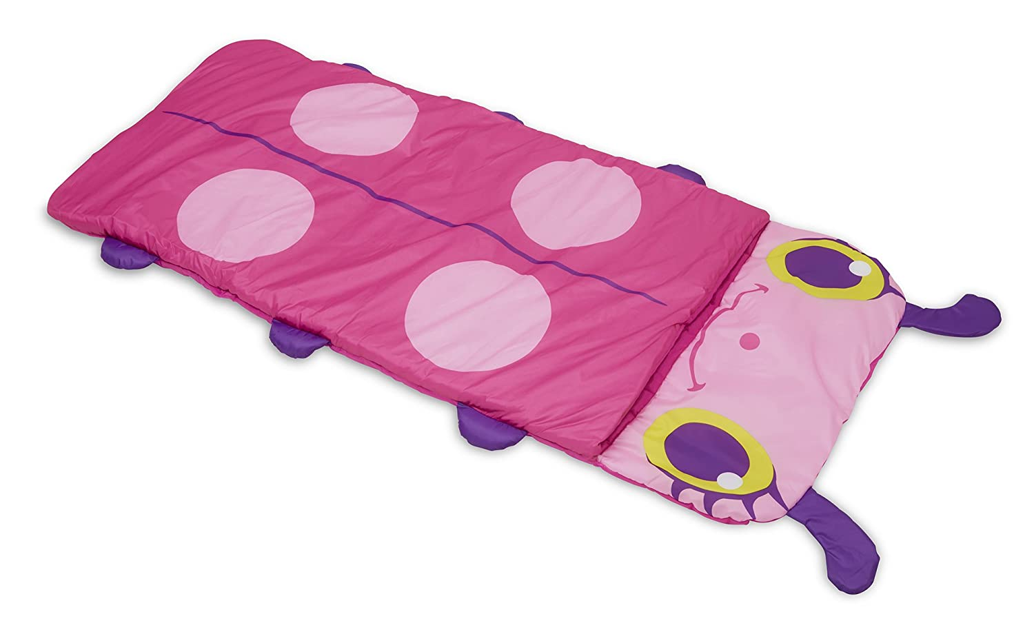 Melissa & Doug Ladybird Sleeping Bag (16701): Amazon.es: Juguetes y juegos