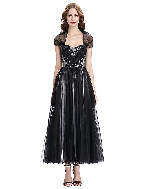441e2fd7bf quissmoda Vestido Fiesta talla 34 36 38 40 42 44 46 48 50 (36)