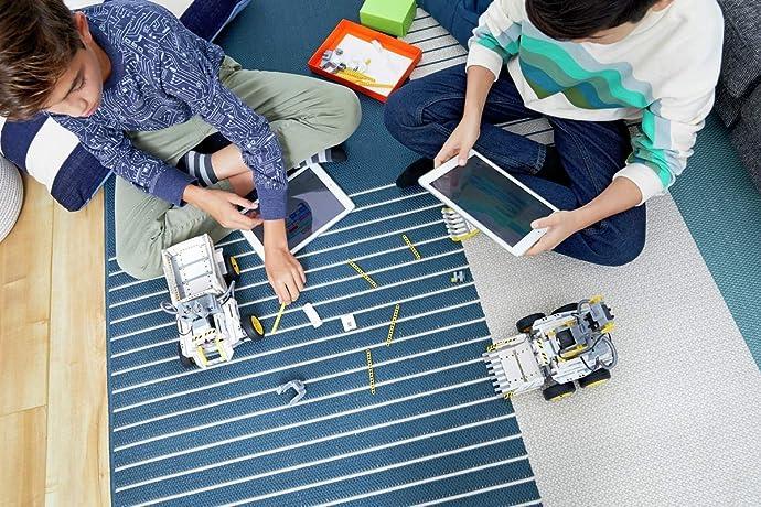 UBTECH JIMU 可编程益智机器人积木 STEM玩具 4.2折$53.84 海淘转运到手约¥473