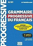 Grammaire Progressive Du Français. Niveau Intermédiaire - 4ª Édition (+ CD) (Progressive du français perfectionnement)