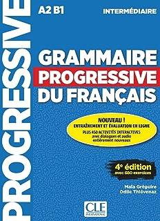 Grammaire Progressive Du Francais Nouvelle Edition Livre