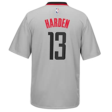 77781a849374d Amazon.com: James Harden Houston Rockets #13 Toddler Gray Pride ...