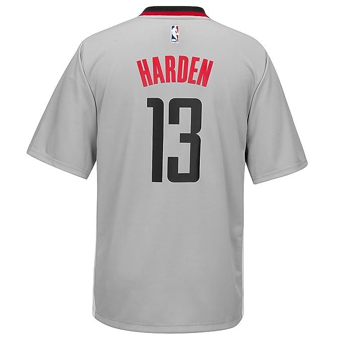 finest selection 66f1d 2ccef Amazon.com: adidas James Harden Houston Rockets #13 Toddler ...