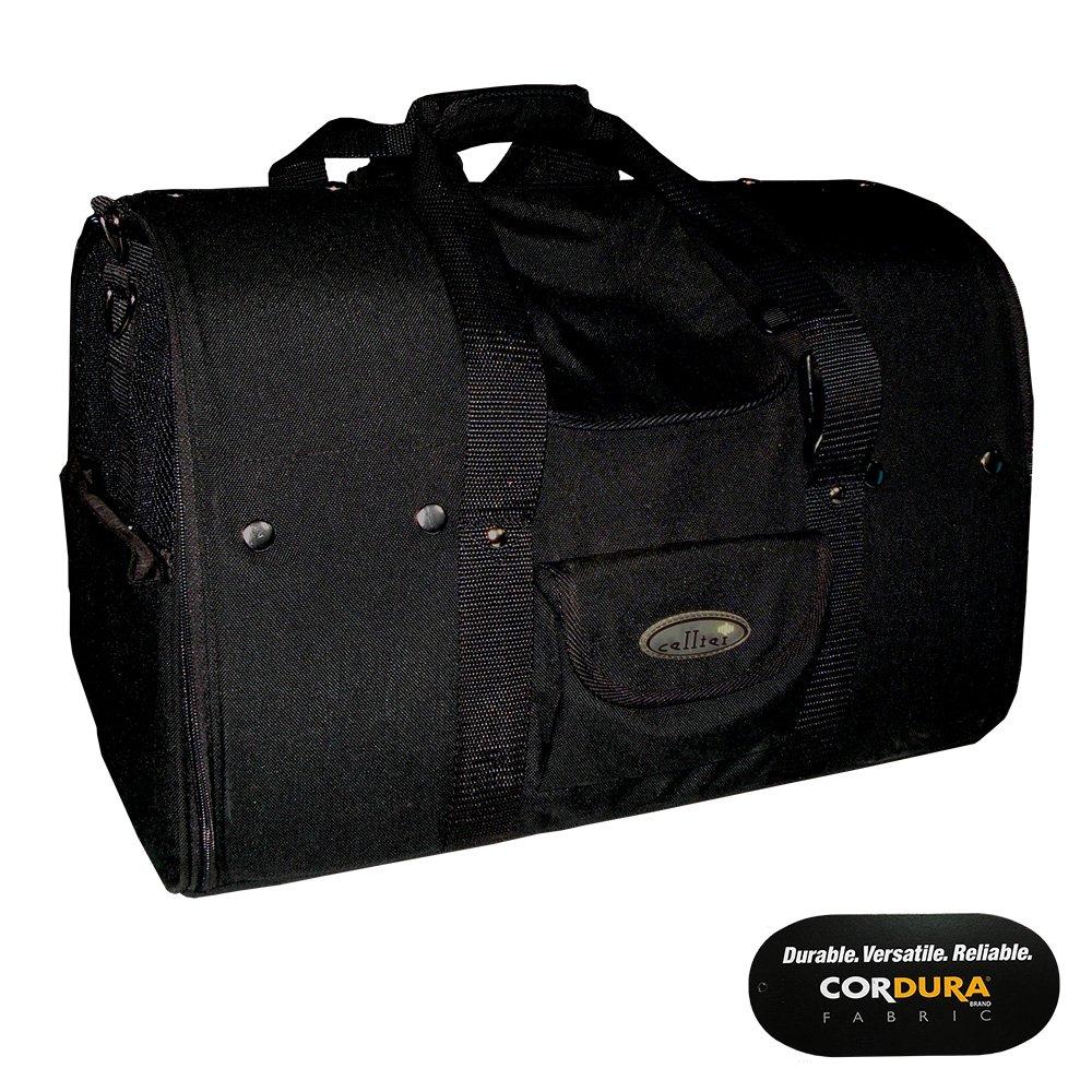 Celltei Backpack-o-Pet - Cordura(R) Black - Large Size