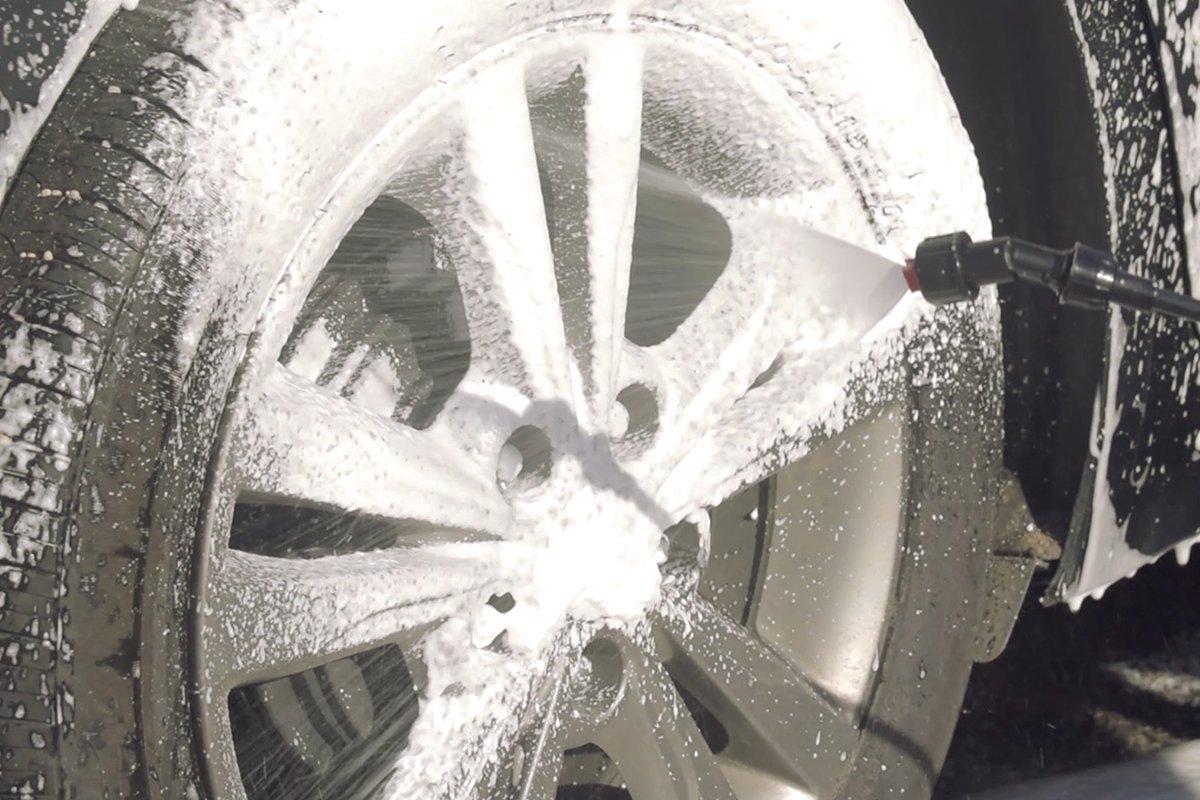 iK FOAM 9 LARGE PUMP SPRAYER | 1.3 Gallon | Professional Auto Detailing; Dry / Wet Foam Spray