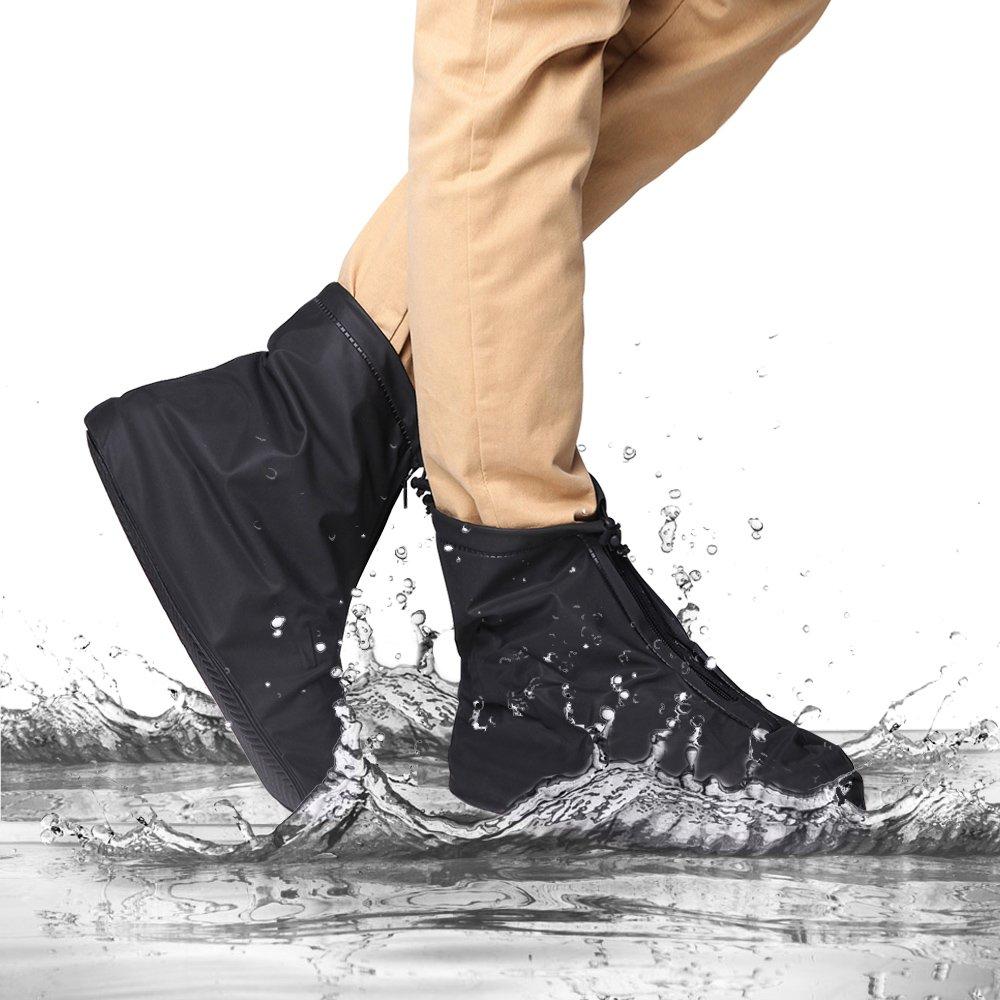 2win2buy réutilisable lavable en machine Housse Nettoyer pour chaussures antidérapante neige la poussière Huile pluie [Ultra] imperméable. Pour les activités de voyage Medic Marche Course à Pied. 2win2buy