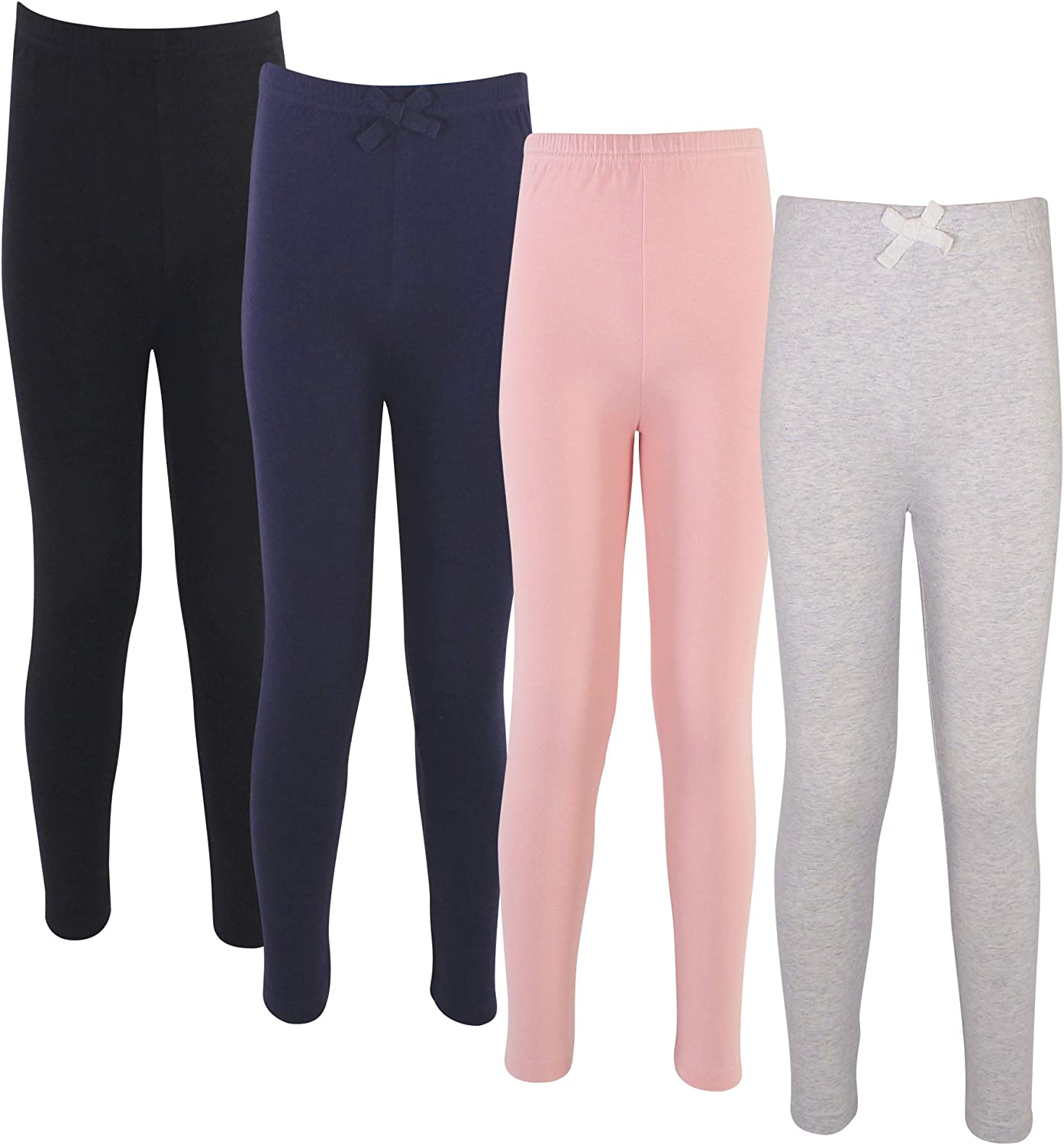 Touched by Nature Girls' Organic Cotton Leggings