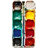 iphone 5/5s back case cover ,Water Color Palette Designer iphone 5/5s hard back case cover. Slim light weight polycarbonate case with [ 3 Years WARRANTY ] Protects from scratch and Bumps & Drops.