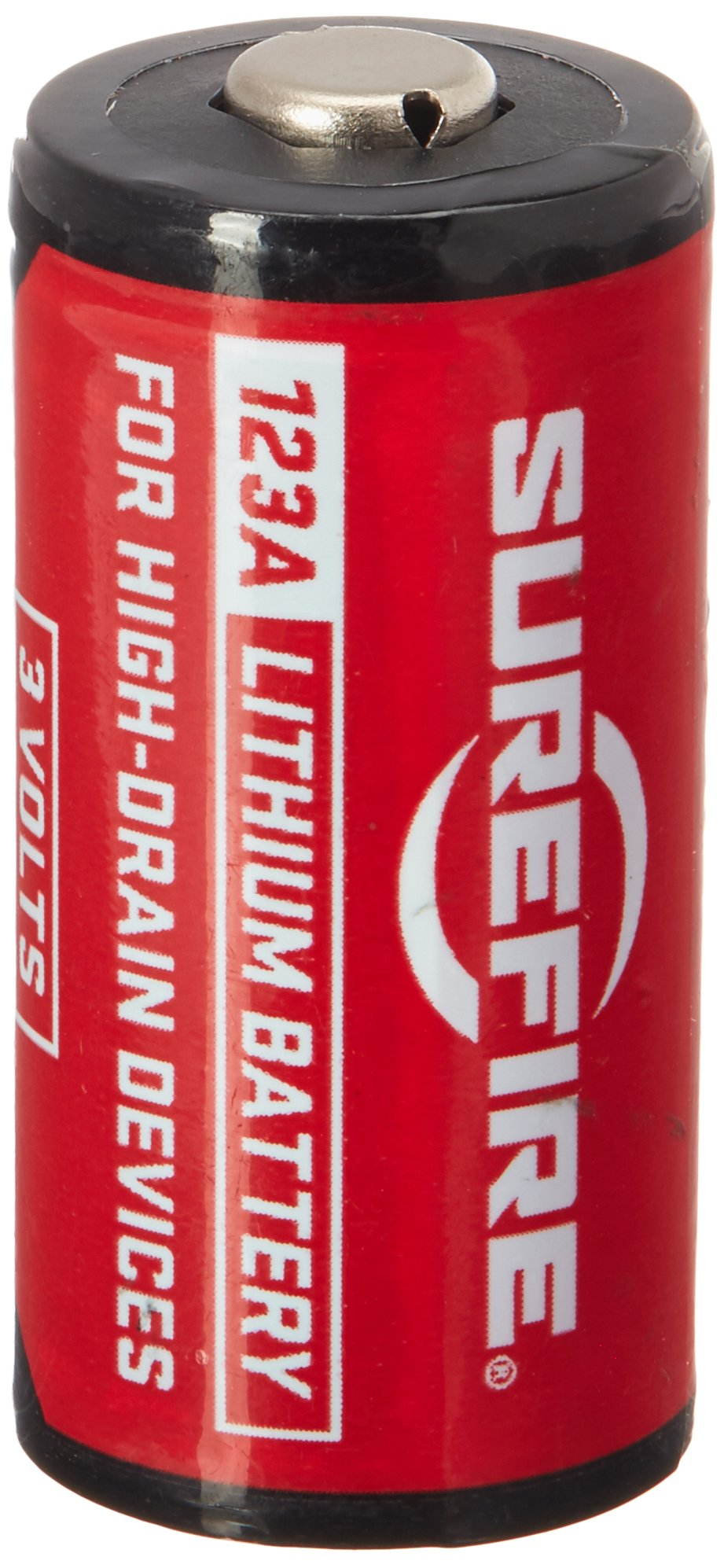 SureFire 1644126Surefire 82013 - SF123A 3 Volt Lithium Battery (12 Pack) (SF12BB SF123A 12PK)