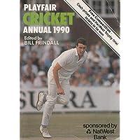 Playfair Cricket Annual 1990