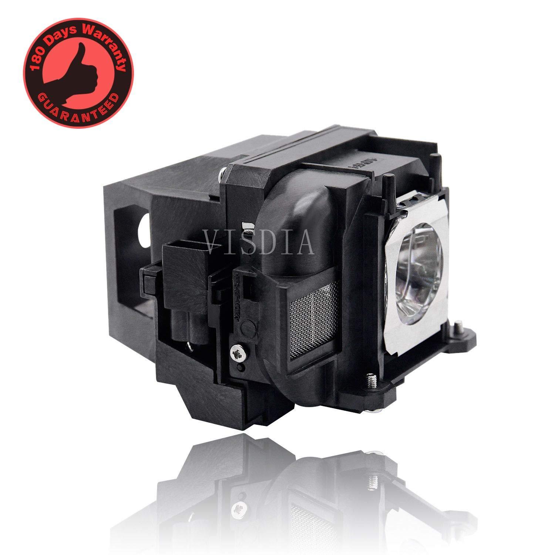 ELP LP78 - Recambio de lámpara de proyector con Carcasa para Epson ...