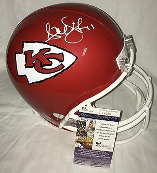18d0868d Amazon.com: Demarcus Robinson (Kansas City Chiefs) Autographed ...