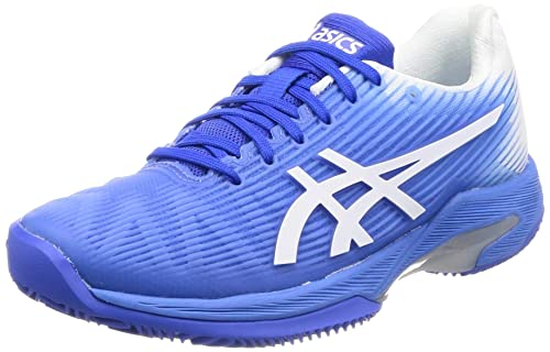 Zapatillas de Tenis ASICS Mujer Solution Speed FF Clay 37: Amazon.es: Zapatos y complementos