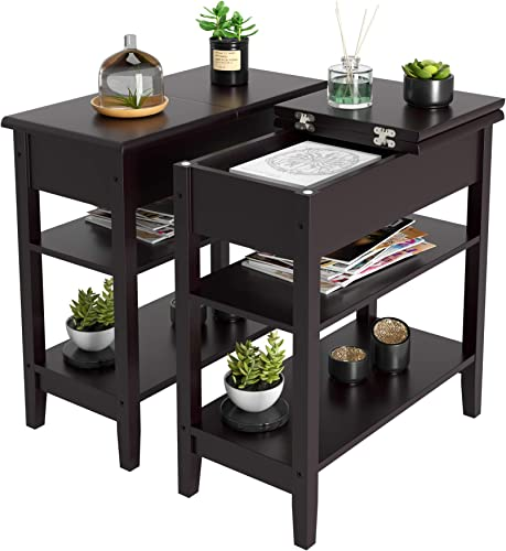 Cheap HOMECHO End Side Table living room table for sale
