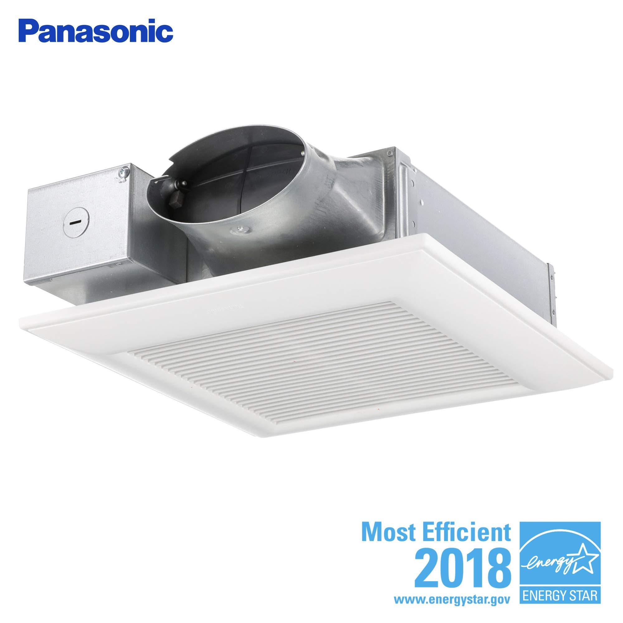 Panasonic FV-0510VS1 WhisperValue DC fan (Renewed)
