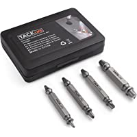 4-Pcs. Tacklife Damaged Screw Extractor Set