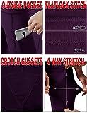 ODODOS Women's High Waist Yoga Pants with