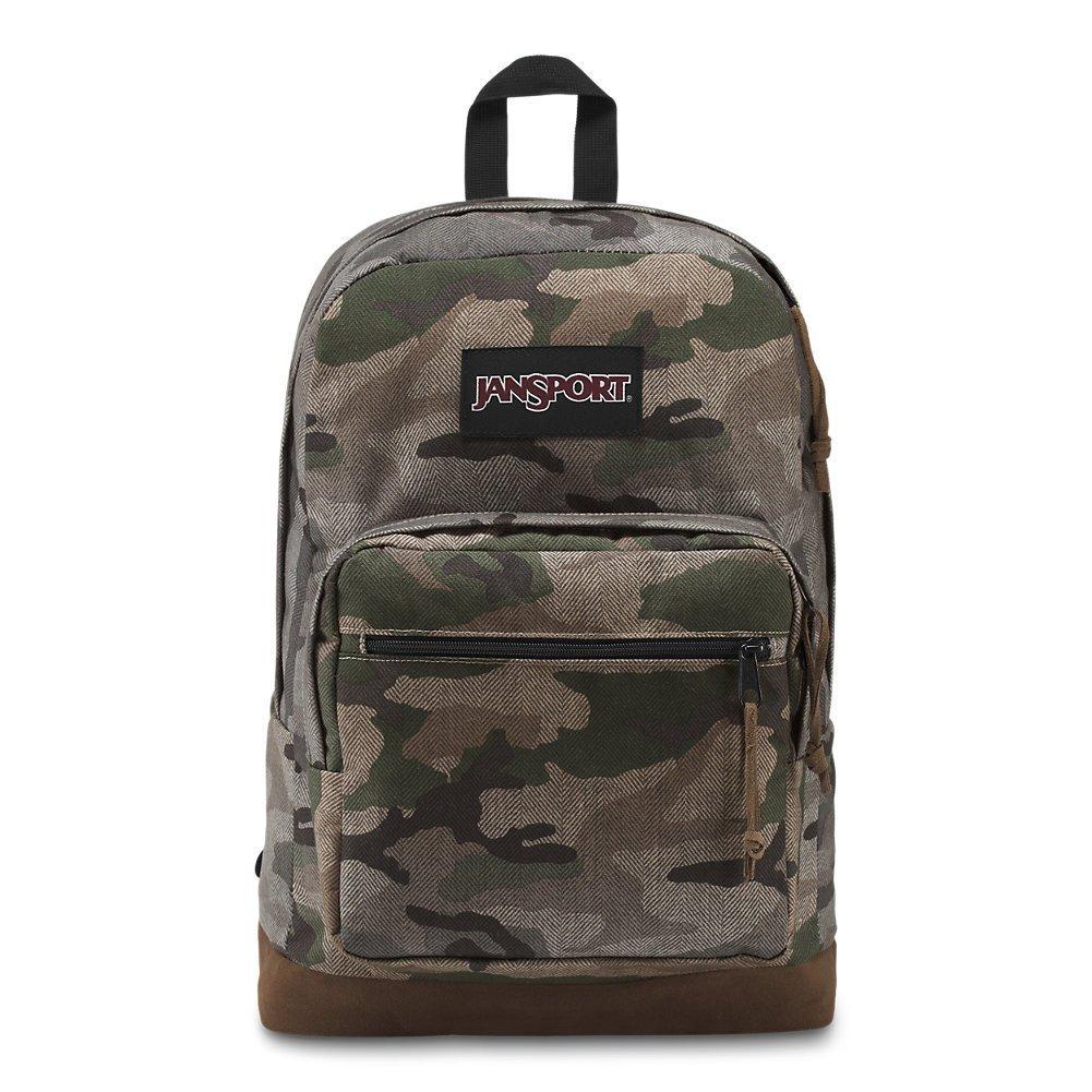 Amazon.com: JanSport Right Pack Laptop Backpack - Grey Rabbit: JanSport: Computers & Accessories