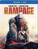 Rampage: Devastación (SteelBook) [Blu-ray]