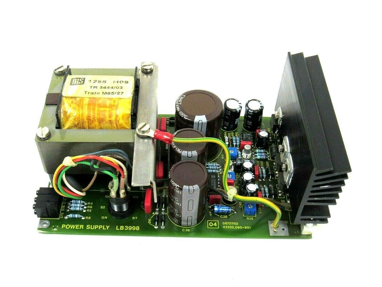 REFURBISHED BERTHOLD LB3998 Power Supply