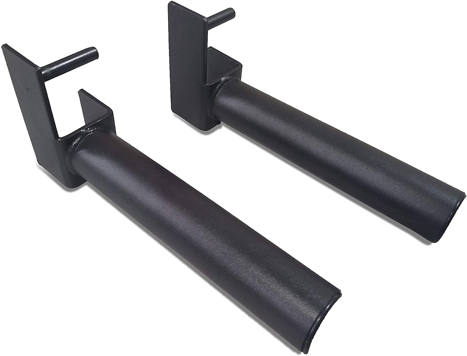 Cap Barbell Unisexs FM-PLATE2 Olympic Plate Holders Attachment Black