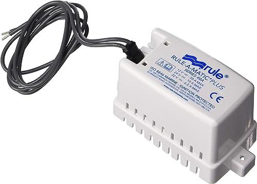 Small 12, 24, 32-Volt Bilge Pump Float Switch [Rule-A-Matic] Picture