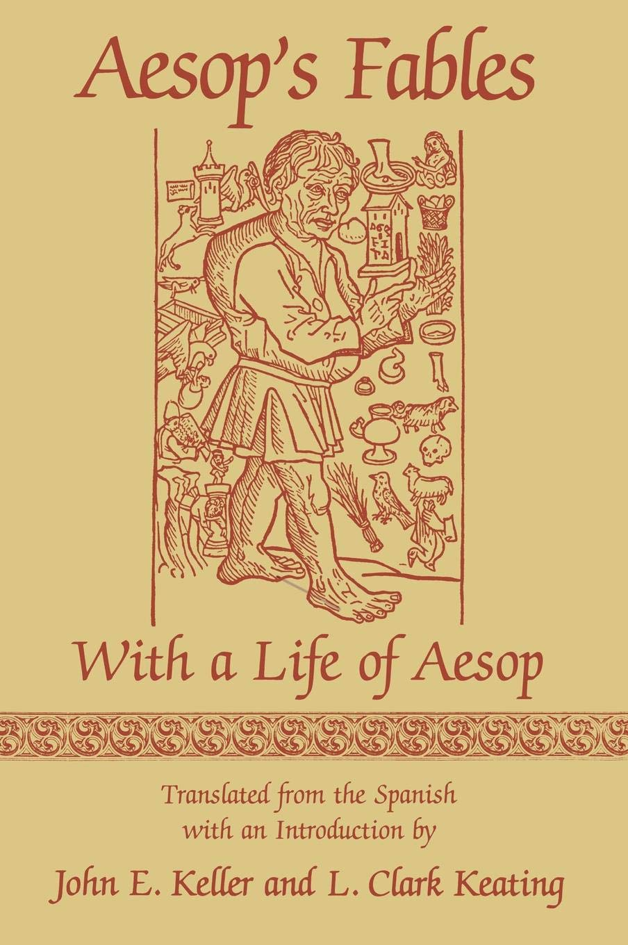 Aesop's Fables: With a Life of Aesop (Studies in Romance Languages) by Brand: The University Press of Kentucky