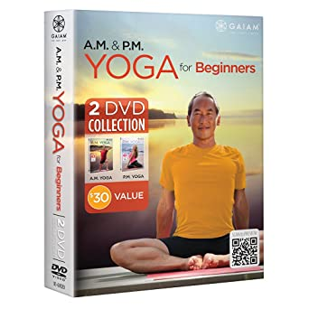 Amazon.com: Rodney Yees A.M. & P.M. Yoga for Beginners ...