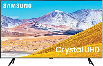 Samsung TU8000 Crystal UHD 4K UHD Smart TV: Amazon.es: Electrónica