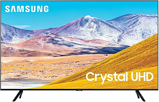 Samsung TU8000 Crystal UHD 4K UHD Smart TV: Amazon.es: Electrónica