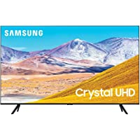 SAMSUNG 65-inch Class Crystal UHD TU-8000 Series - 4K UHD HDR Smart TV with Alexa Built-in (UN65TU8000FXZA, 2020 Model)