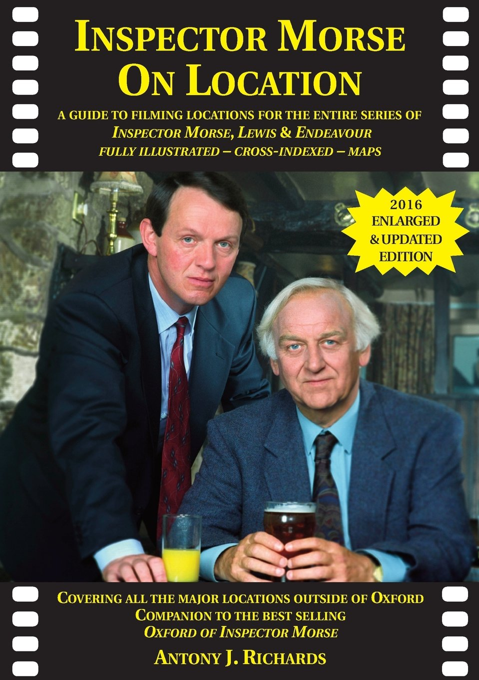The oxford of inspector morse: 25th anniversary edition: the.