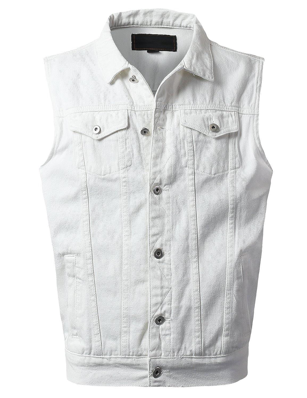 8f7b644ea6f Mens Sleeveless Denim Shirt Wholesale – EDGE Engineering and ...