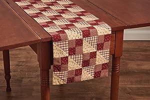 "Park Designs Apple Jack Table Runner - 54"" L"