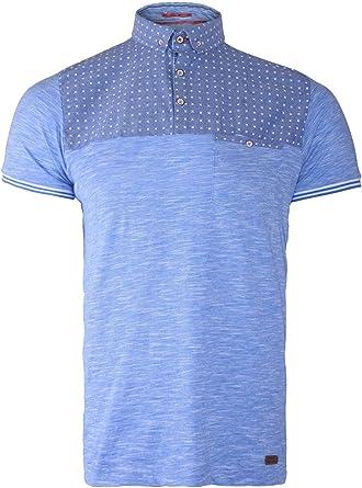 Brave Fashion Polo diseño Elegante para Hombre Soul para el Cuello ...