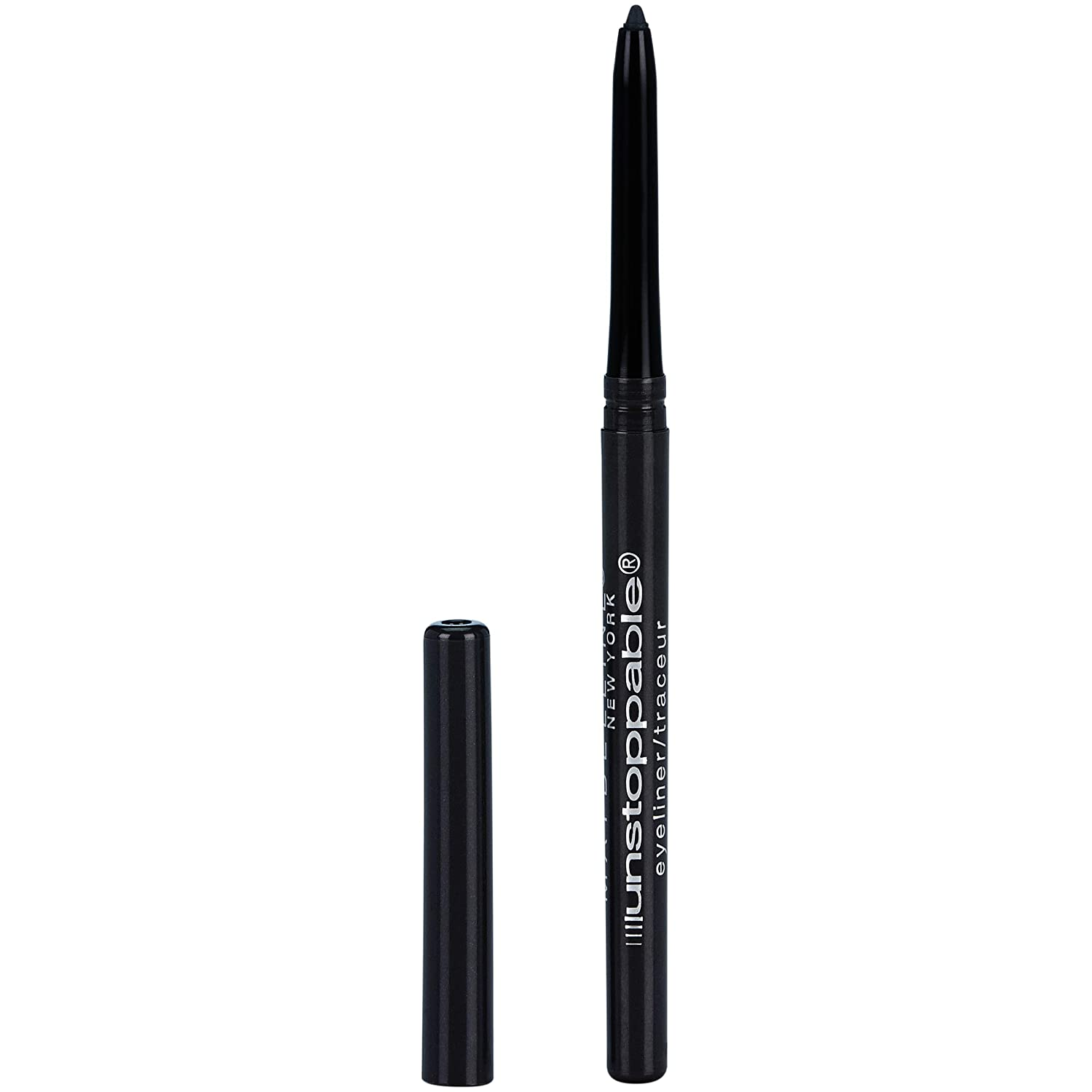 Maybelline Makeup Unstoppable Onyx Eye Liner Pencil 0.01 oz