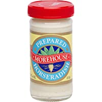 Morehouse Prepared Horseradish 4 oz Jar (2 Pack) Kosher