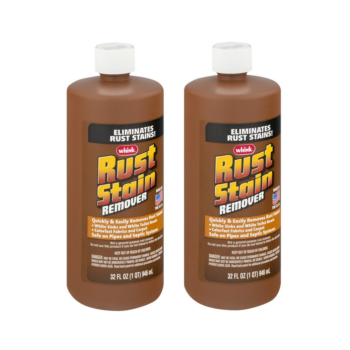 rustguard whink time released bowl cleaner 4 ounce health personal care. Black Bedroom Furniture Sets. Home Design Ideas