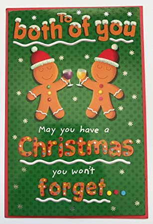 Cool Christmas Cards.To A Cool Grandson Funny Christmas Card Crackers Range Xmas Greeting Cards