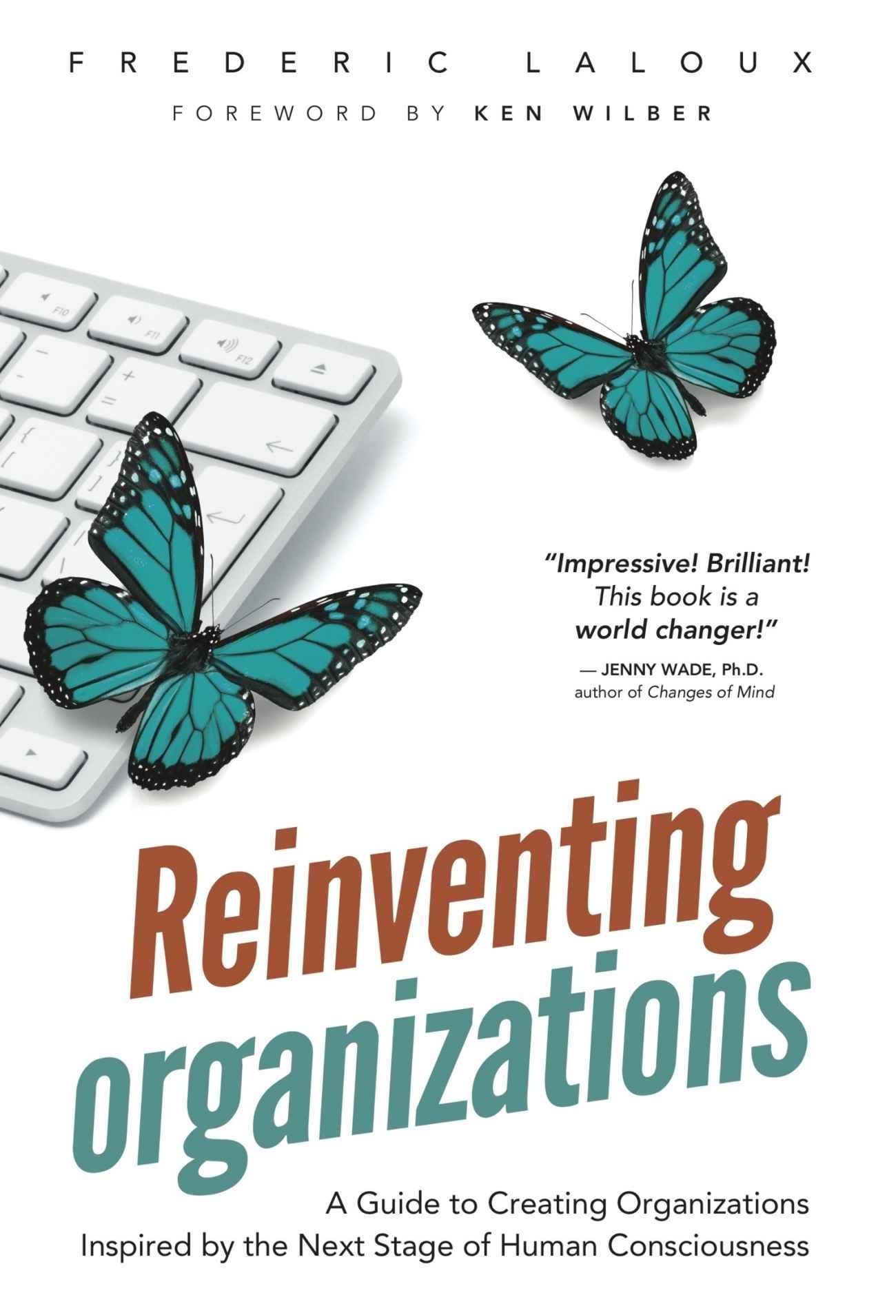 Reinventing Organizations ebook