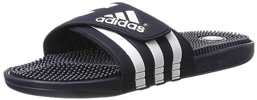 new style ecefe 2f026 Adidas Adissage, Zapatos de Playa y Piscina para Hombre, Azul FtwblaNuenav  000
